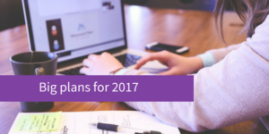 Photo planning for 2017